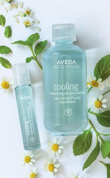 7 Ways To Use Cooling Oil Breathe In And Zen Out Aveda Oils Diy Spa Treatments