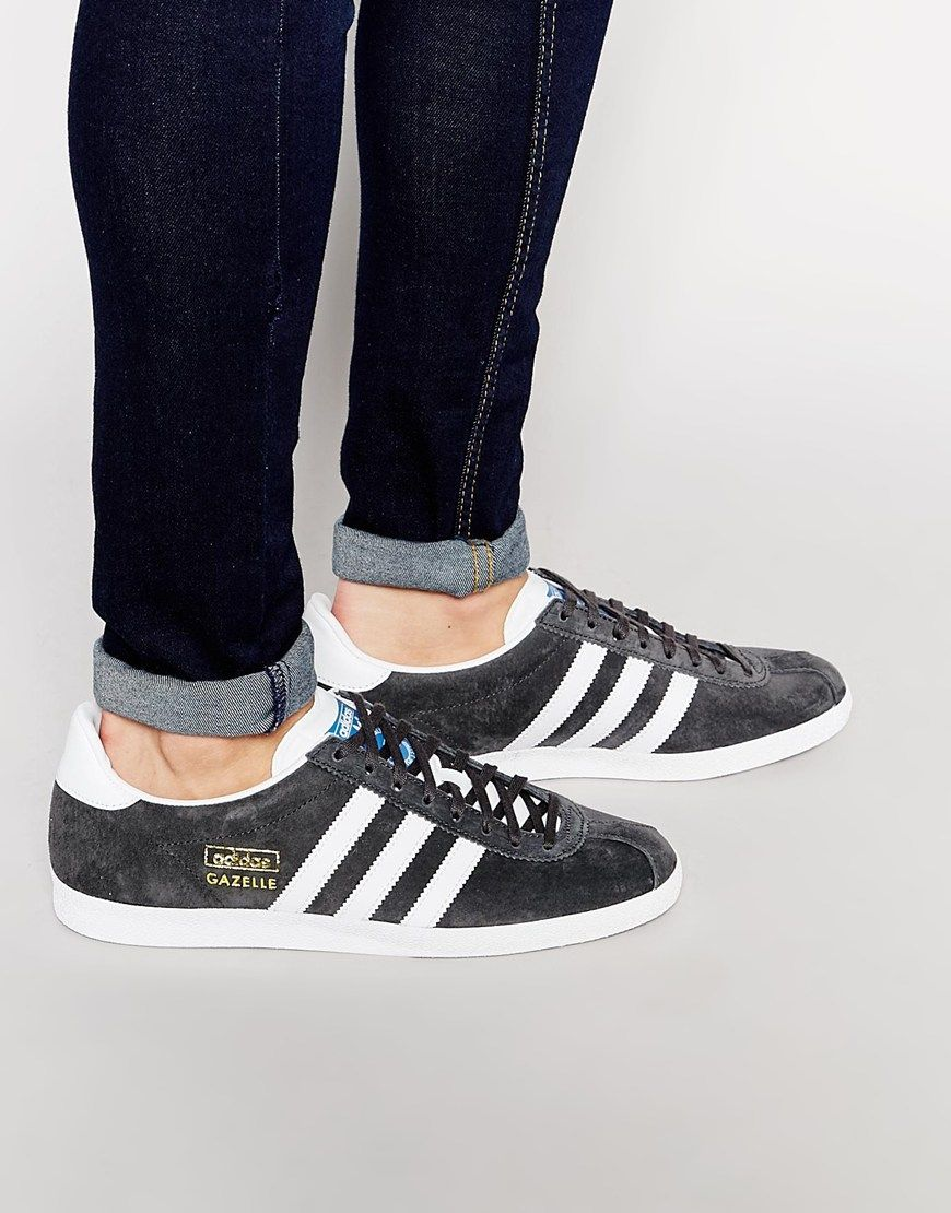 9dfa5706c38a ... uk adidas originals gazelle og trainers s74846 2a4b0 ab8c7