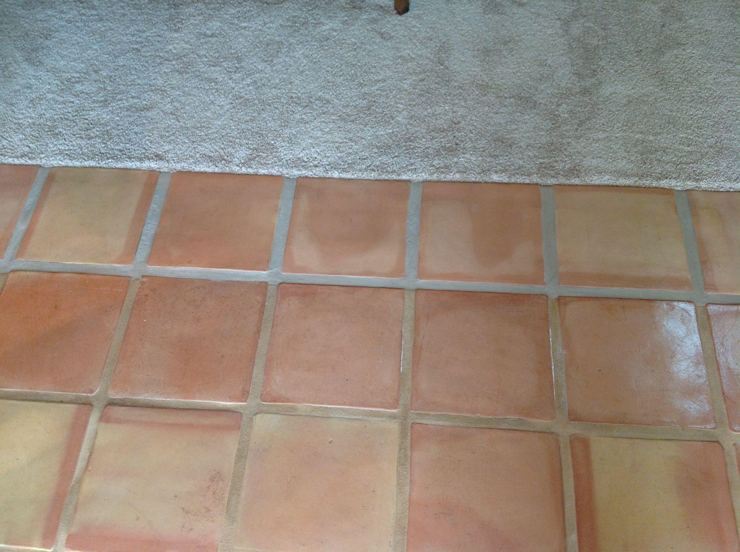 saltillo tile | Saltillo Tile Dirty, Peeling, Dull? California Tile ...
