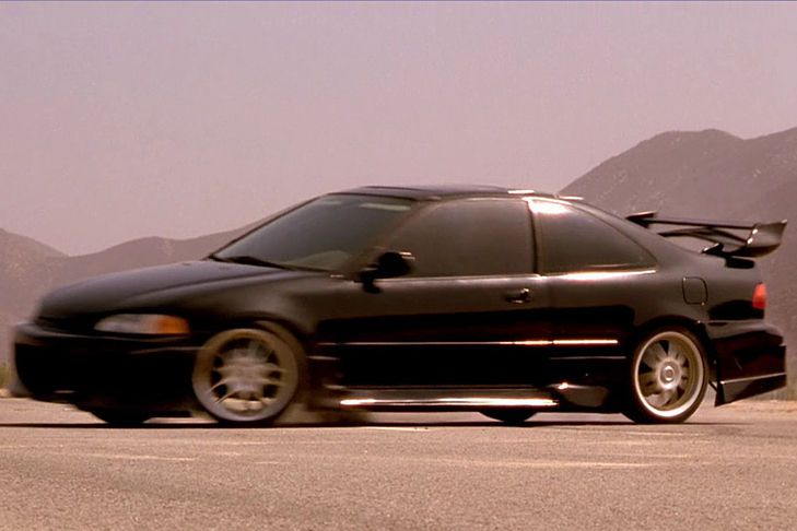 The Fast And The Furious Die Coolsten Autos Civics Honda Civic