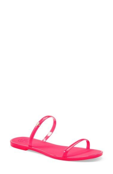 baaae29ac0fcf0 Tory Burch Jelly Sandal (Women) available at  Nordstrom