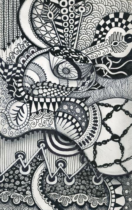 Line Composition Design : Zentangle pattern ideas sm zentangles
