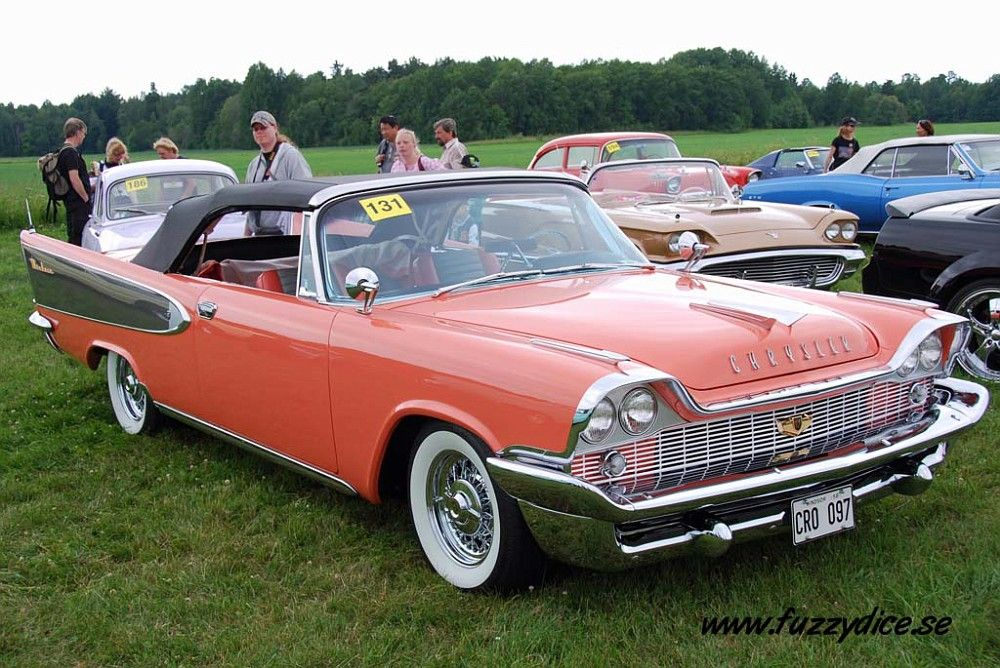 1957 Chrysler Windsor | FINS, WINGS, and BUBBLE TOPS | Pinterest ...