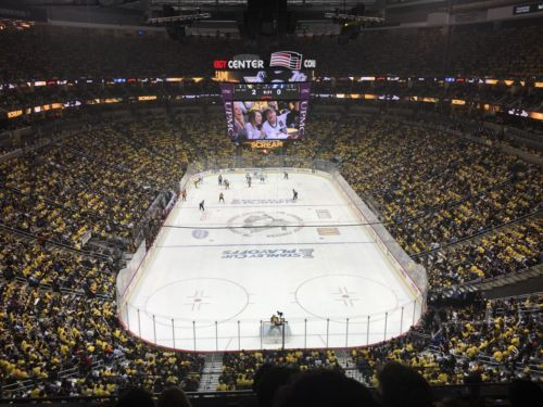 Tickets 2 Pittsburgh Penguins/Columbus Blue Jackets Tickets 4/4/17 ...