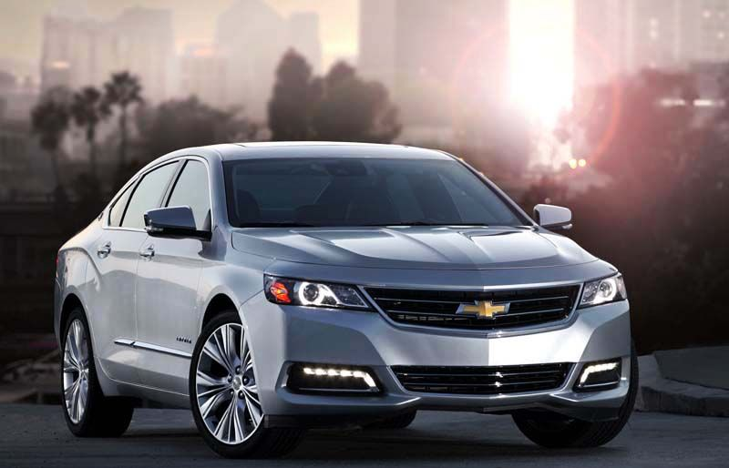 2018 Chevy Impala Rumors Performance And Review Chevrolet