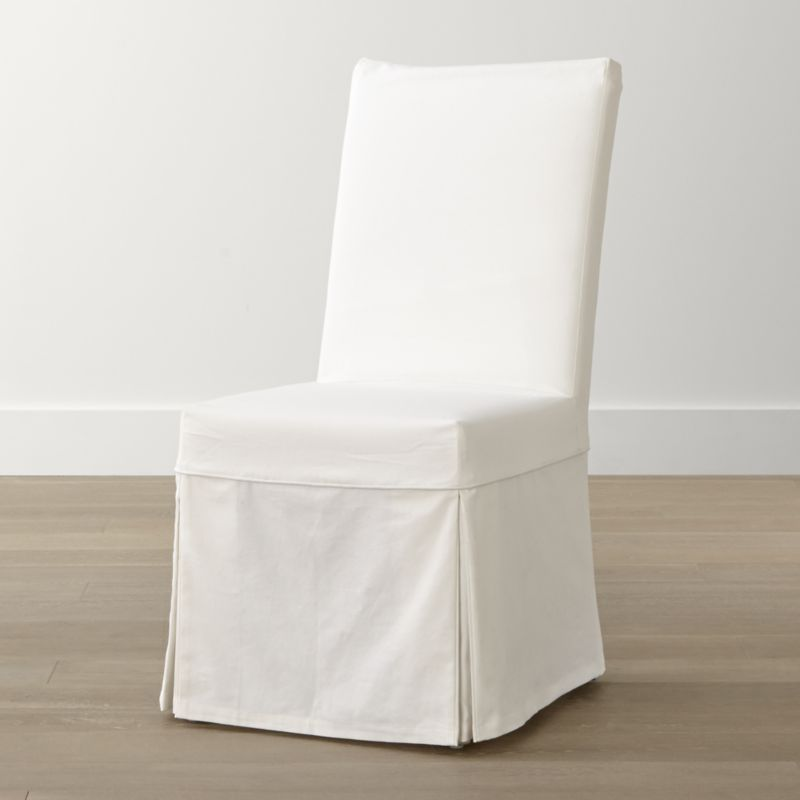 Slip White Slipcovered Dining Chair Slipcovers For Chairs Dining Chair Slipcovers Slip Covered Dining Chairs