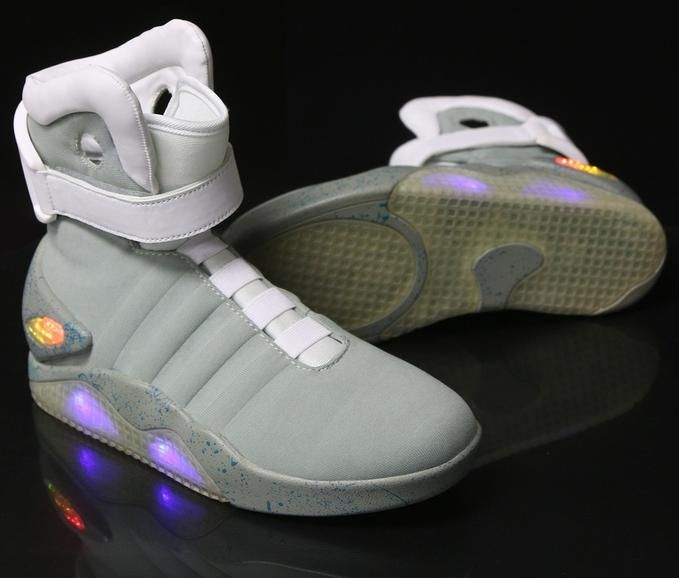 Back To The Future Air Mag Shoes Can Be Yours For Under 100