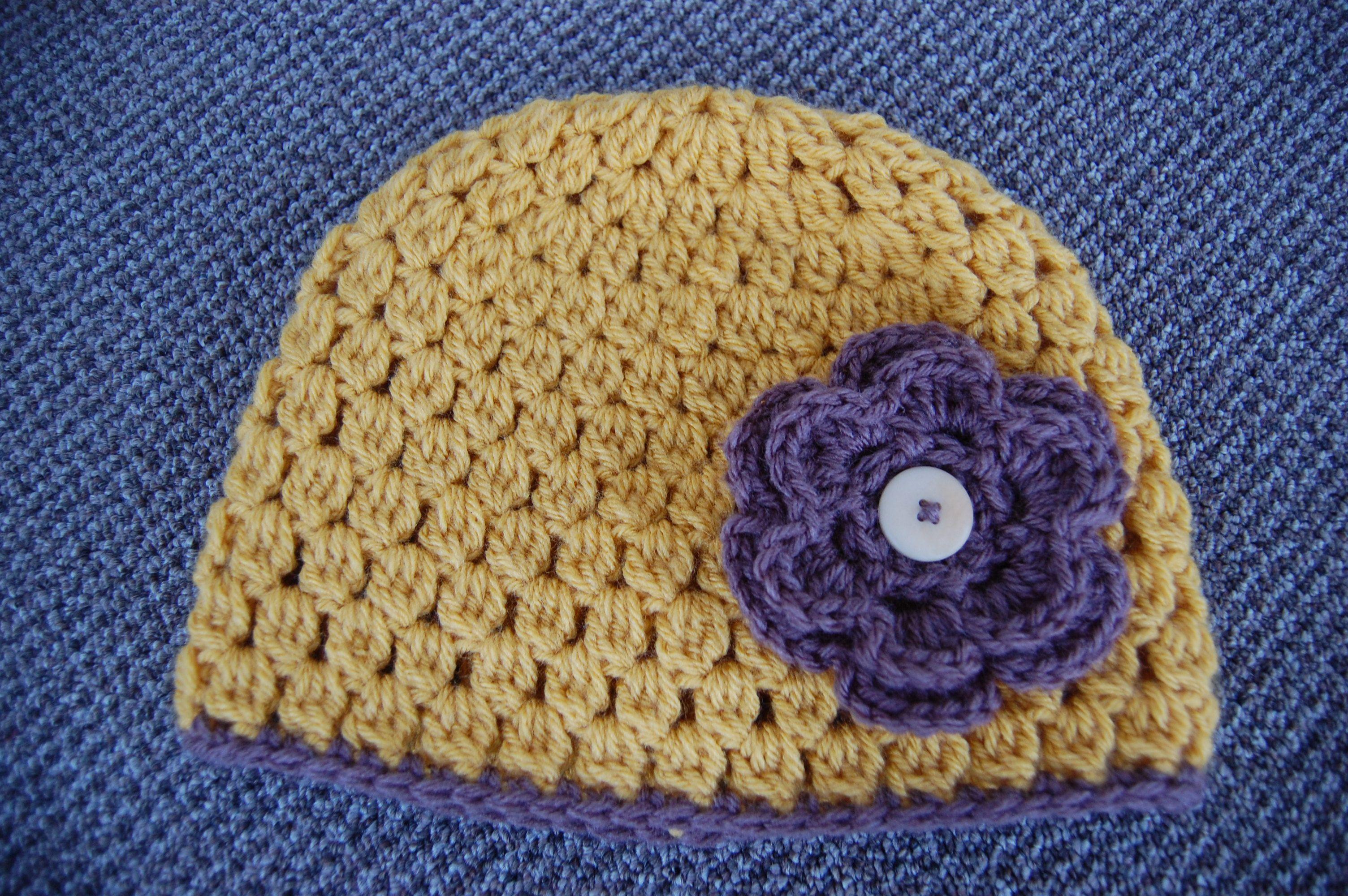 Crochet patterns: Kids hats - by Maria C Collins - Helium ...