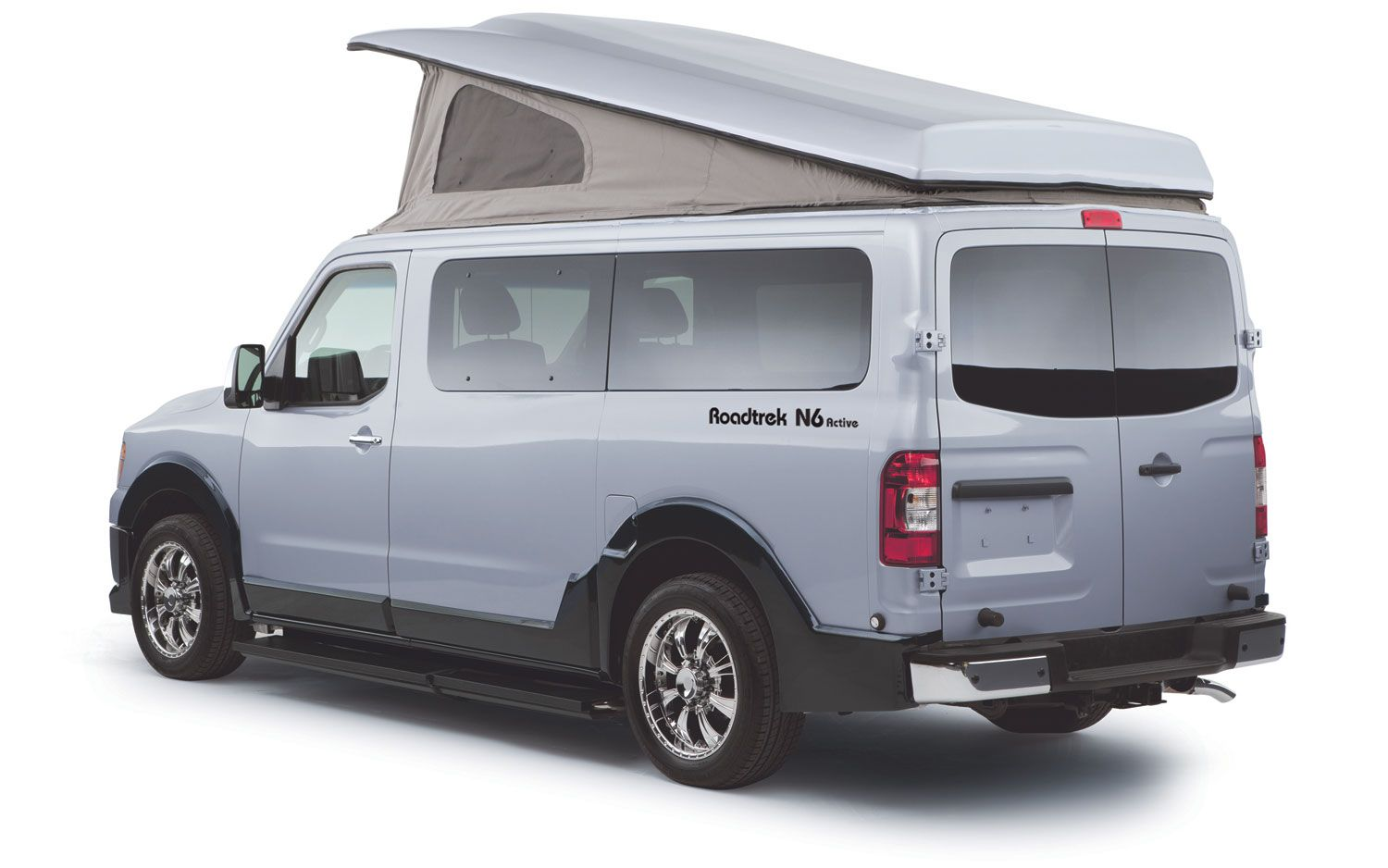 Nissan nv based n6 active by roadtrek big family vehicles pinterest nissan rigs and cars