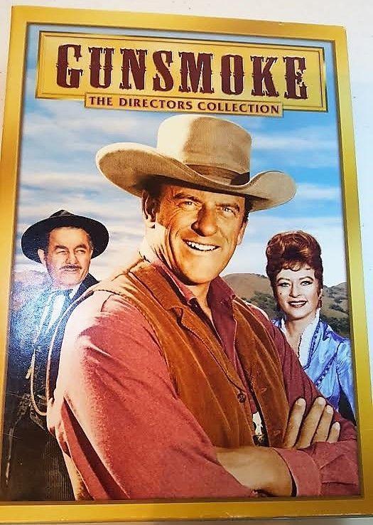 Gunsmoke Dvd Collection