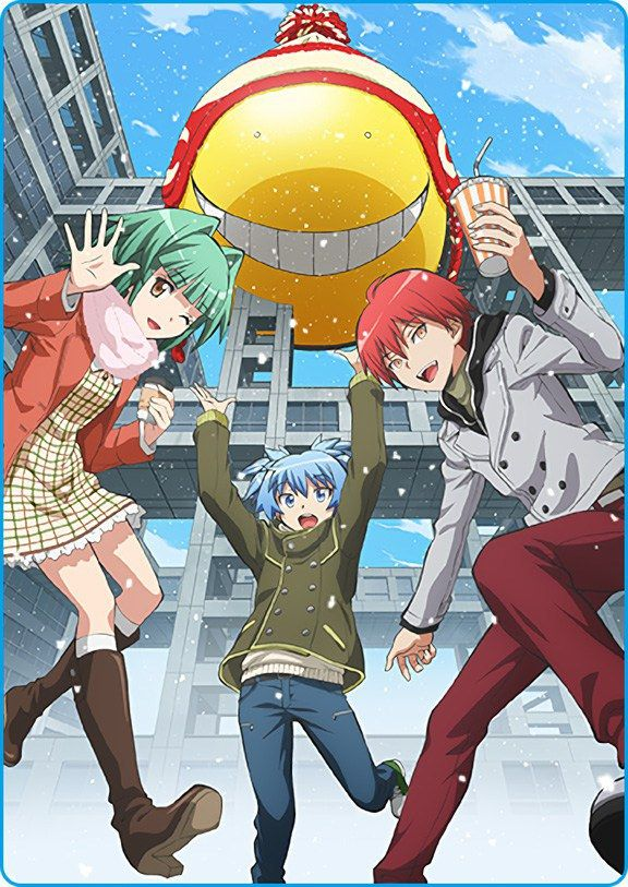 New Assassination Classroom Second Season Visual Revealed In