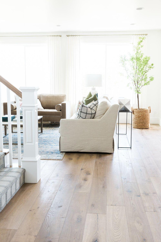 Parade Home Reveal Pt 1 Flooring Inspiration House Flooring Modern Wood Floors