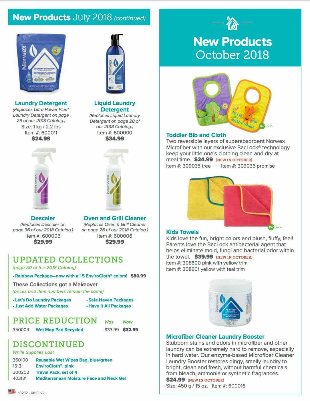 Pin By Samantha Henderson On Norwex Norwex Microfiber Laundry