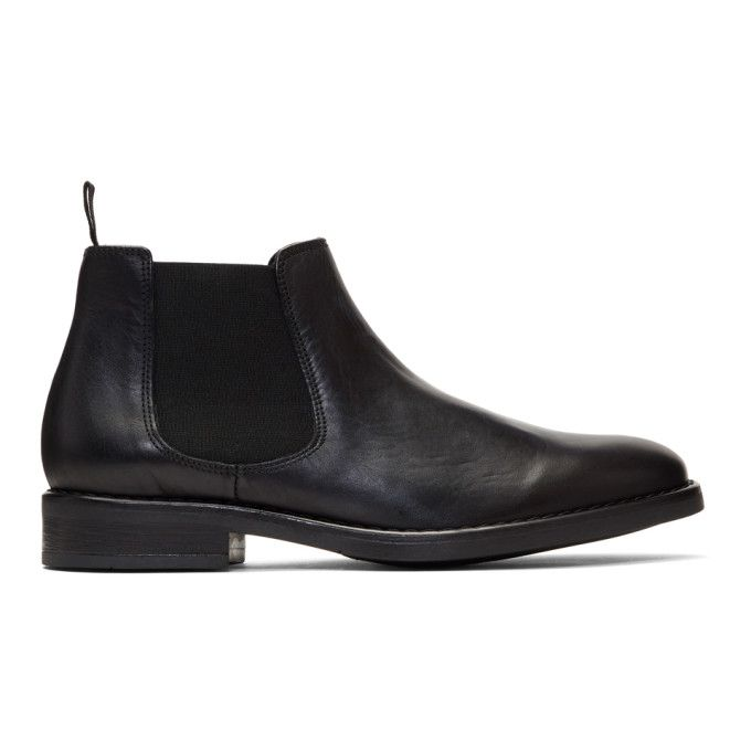 Black Wainfleet Boots Tiger Of Sweden Discount Latest N3p1Uoxo