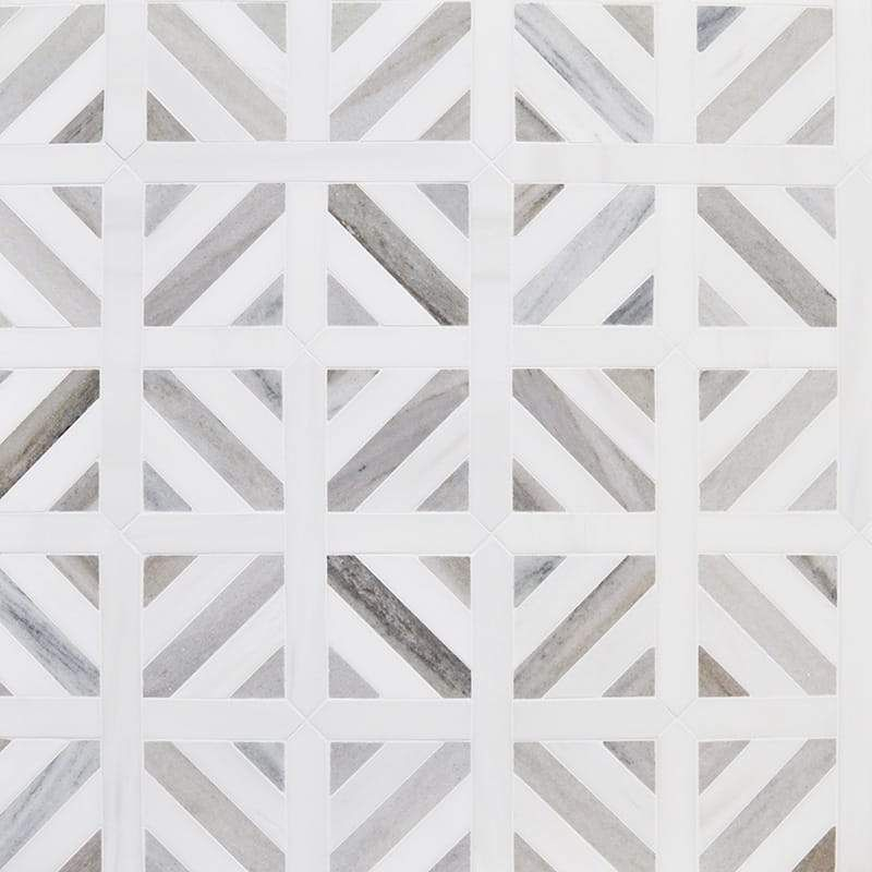 Yes, we call them Geometry Mosaic Tile but in truth, each of these truly irresistible uniquely designed