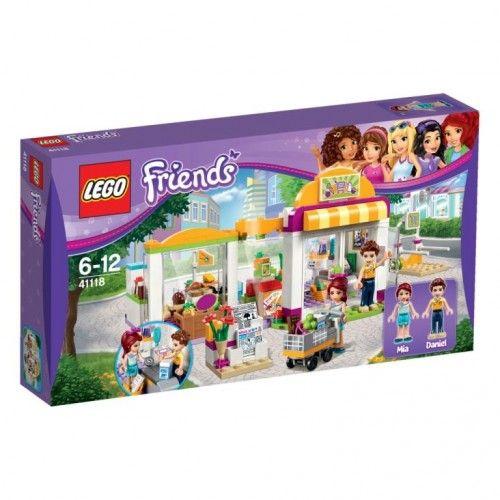 Lego 41118 Heartlake Supermarkt Niet Leverbaar Legoshop Online Brickshop Holland Gorinchem Lego Friends Sets Lego Friends Friends Set