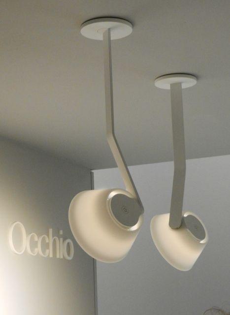 Occhio Oblique Licht Lampen Design