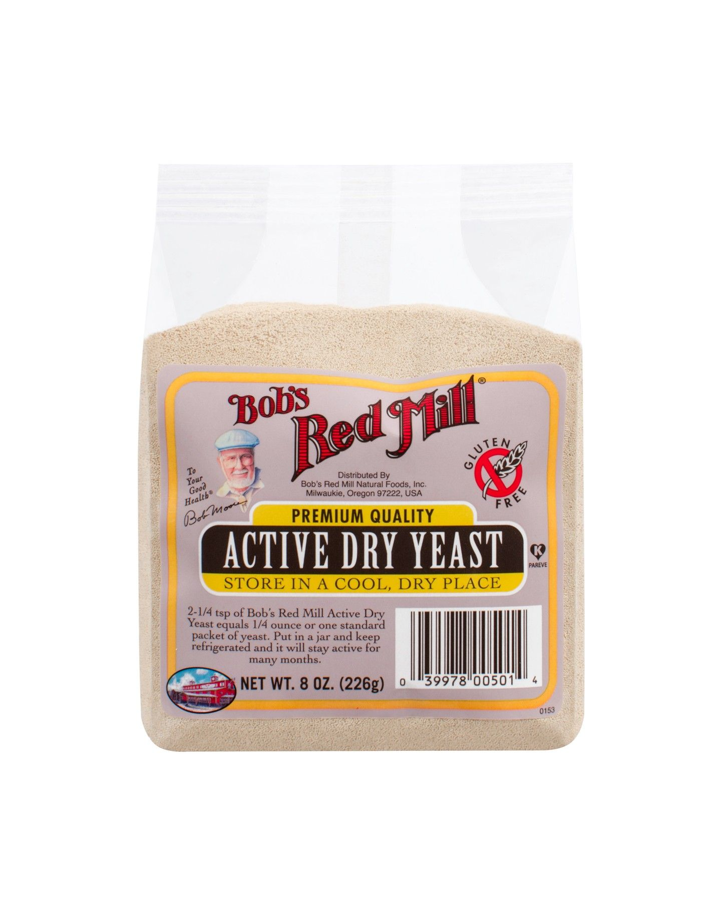 Active dry yeast dry yeast bobs red mill yeast packet