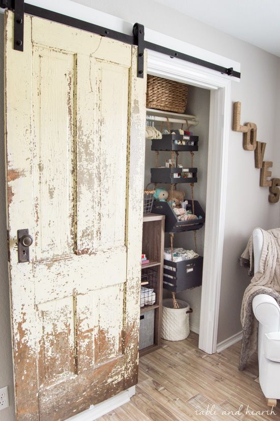 Finally a step by step walkthrough on how to install an - How to hang interior french doors ...