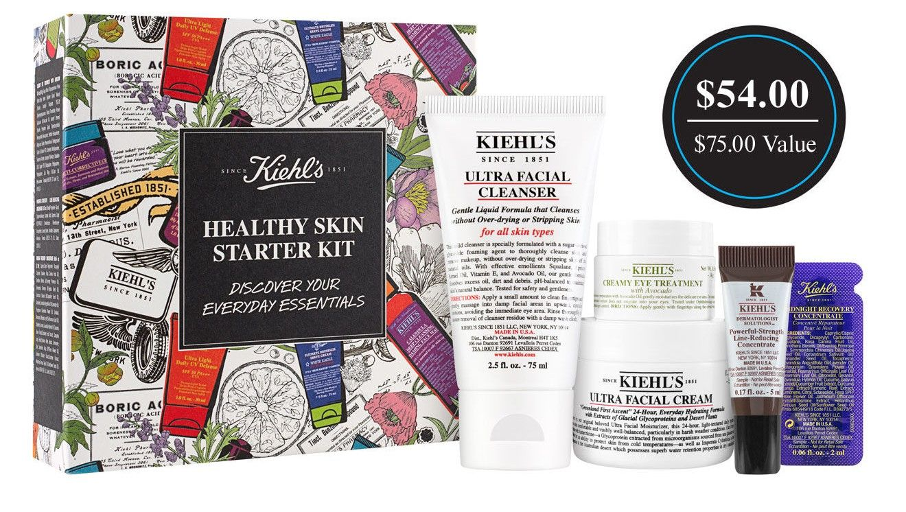 kiehls christmas gift for men 2016 2017
