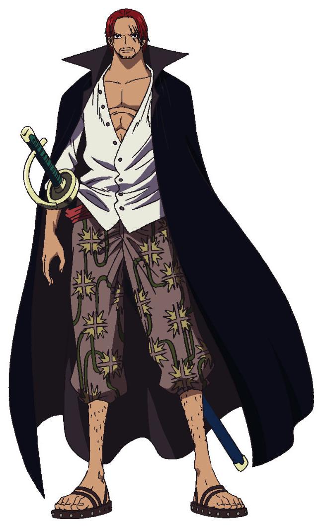 Shanks One Piece Wiki Fandom One Piece Merchandise One Piece Anime Ace And Luffy