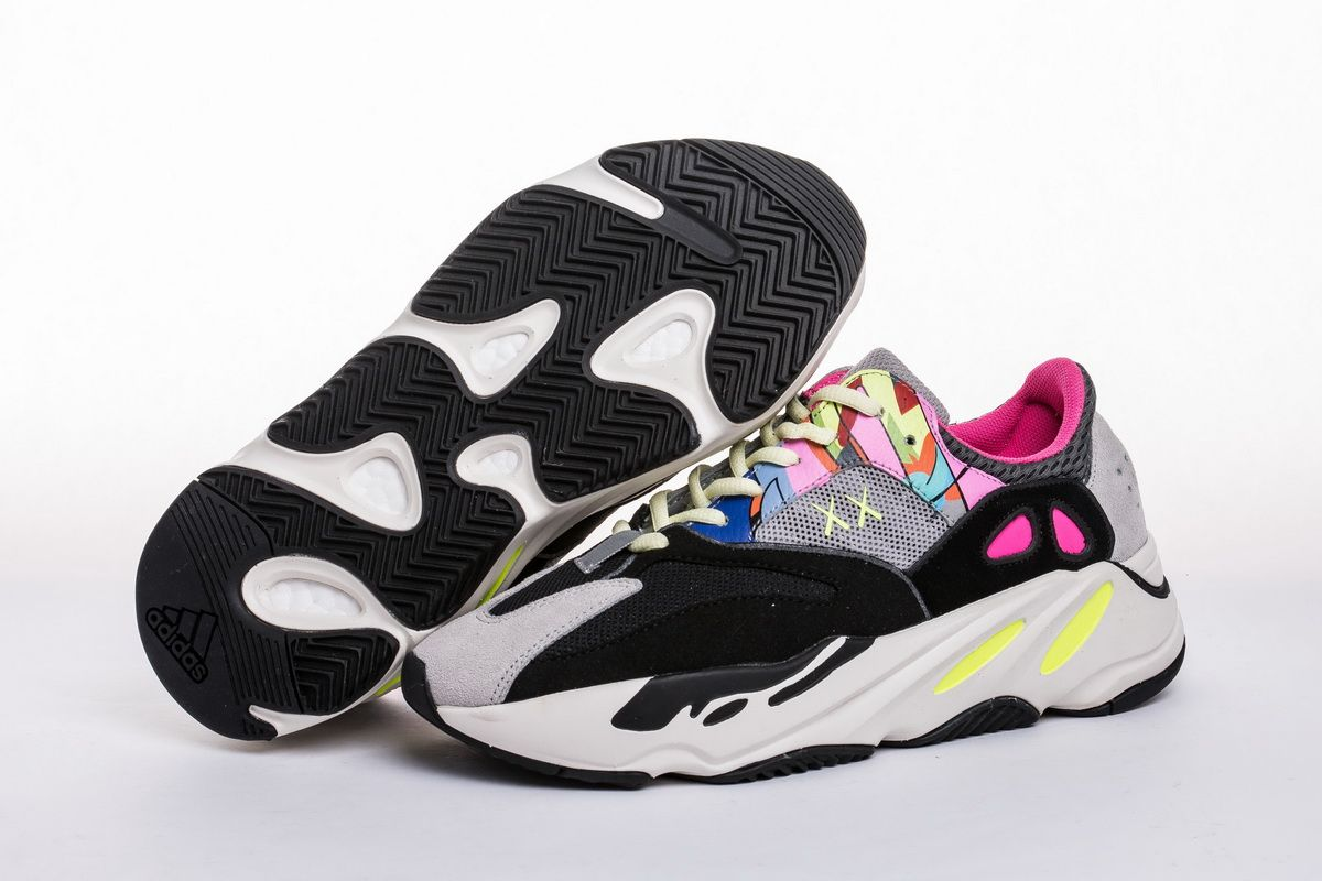 d6169bb9f Kaws x Adidas Yeezy Boost 700 Real Boost for Sale5