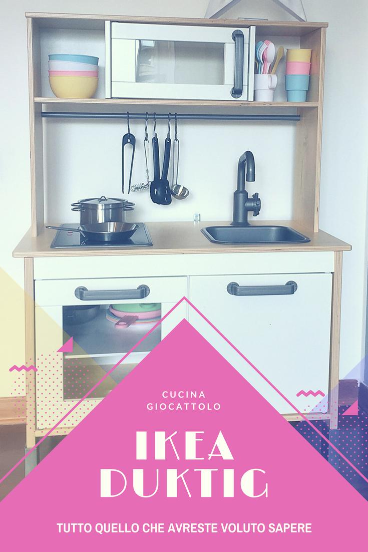 Cucina giocattolo Ikea Duktig, recensione | oggi cucina V | Small ...