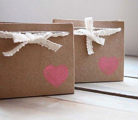 bolsa regalo para invitados a una boda cajita ideal para comunin detalles