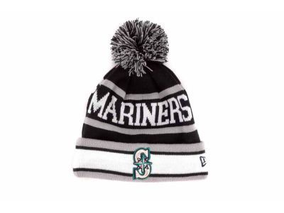 2b99e9f28 Seattle Mariners MLB Jake Knit Hat. Seattle Mariners MLB Jake Knit Hat New  Era Beanie