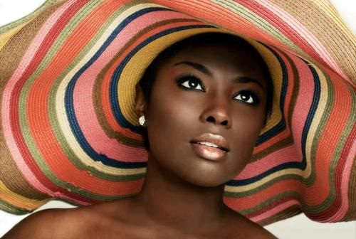 Dark Skin Beautiful