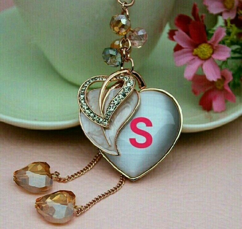 Letter S Saved By Sriram S Love Images Stylish Alphabets Fancy Letters
