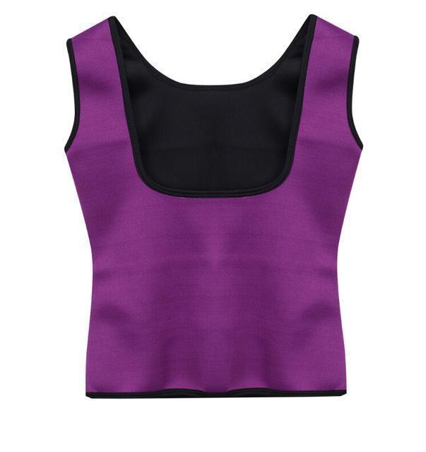 34550a3439394 Women Hot Neoprene Body Shapers Slimming Waist Slim Sportswear Vest  Underbust Plus Size S M L