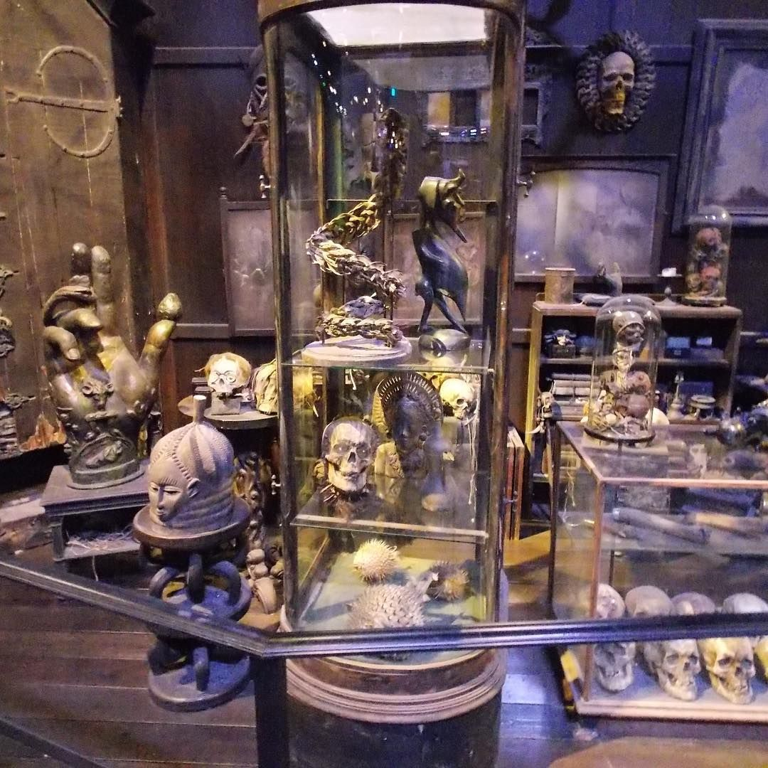Borginandburkes Diagonalley Diagon Alley Universal Studios Orlando Fantastic Beasts