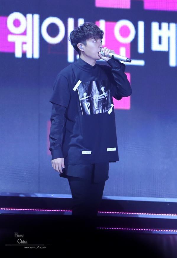 2014 MBC in Beijing #비스트 #Doojun