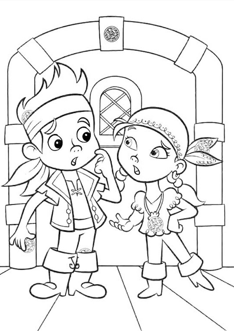 Pin By Renata On Disney Coloring Pages Pirate Coloring Pages Halloween Coloring Pages Disney Coloring Pages