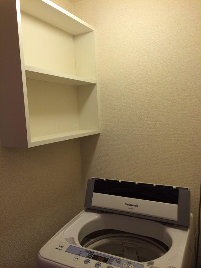 レオパレス洗濯機 現実 よく考えてあると思います 洗濯機に落として