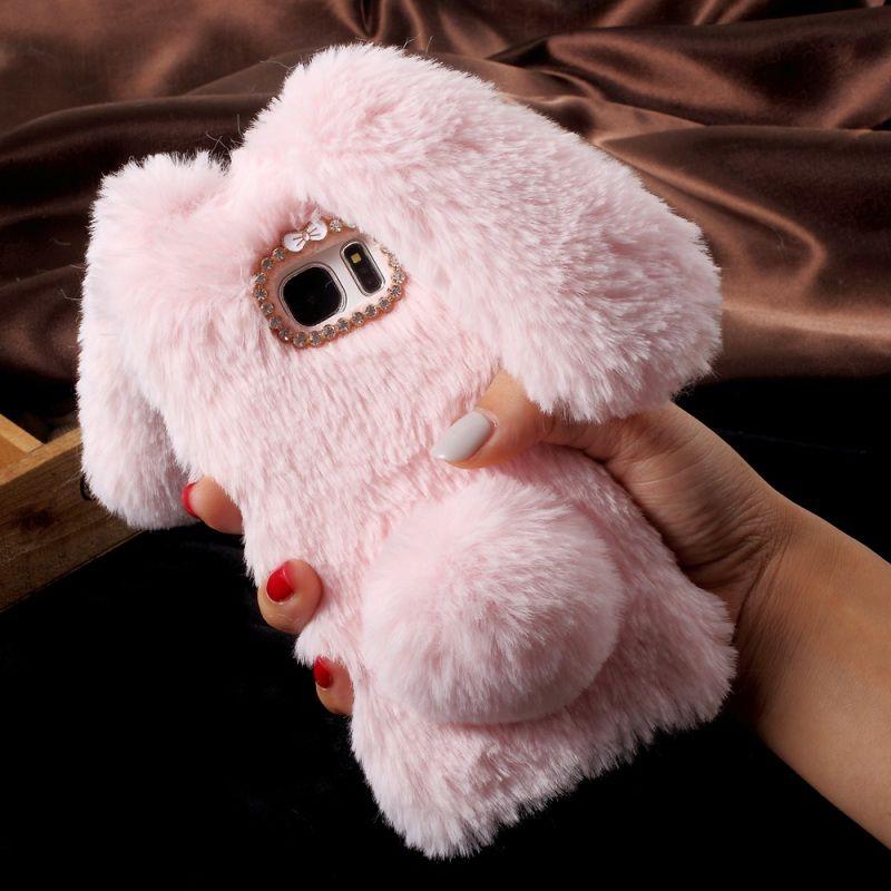 samsung s6 fluffy cases