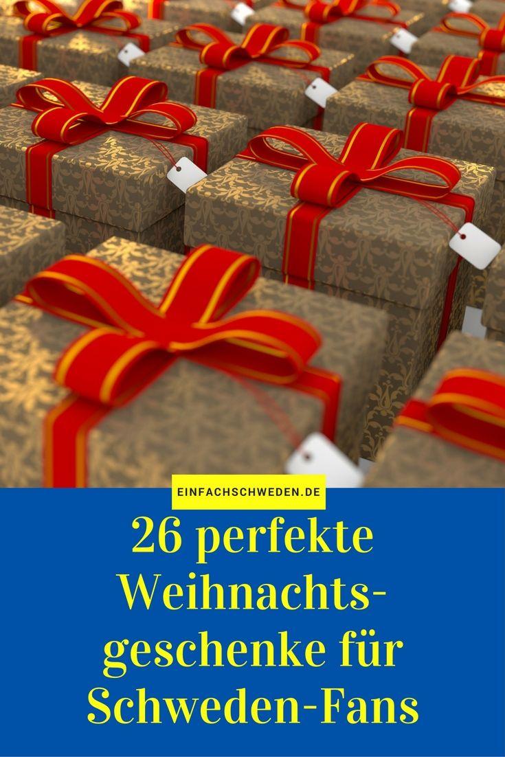 Vorschläge Weihnachtsgeschenke.26 Perfekte Weihnachtsgeschenke Für Schweden Fans Schweden 3