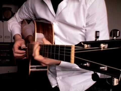 Learn Silent night + tab ( easy solo acoustic guitar )