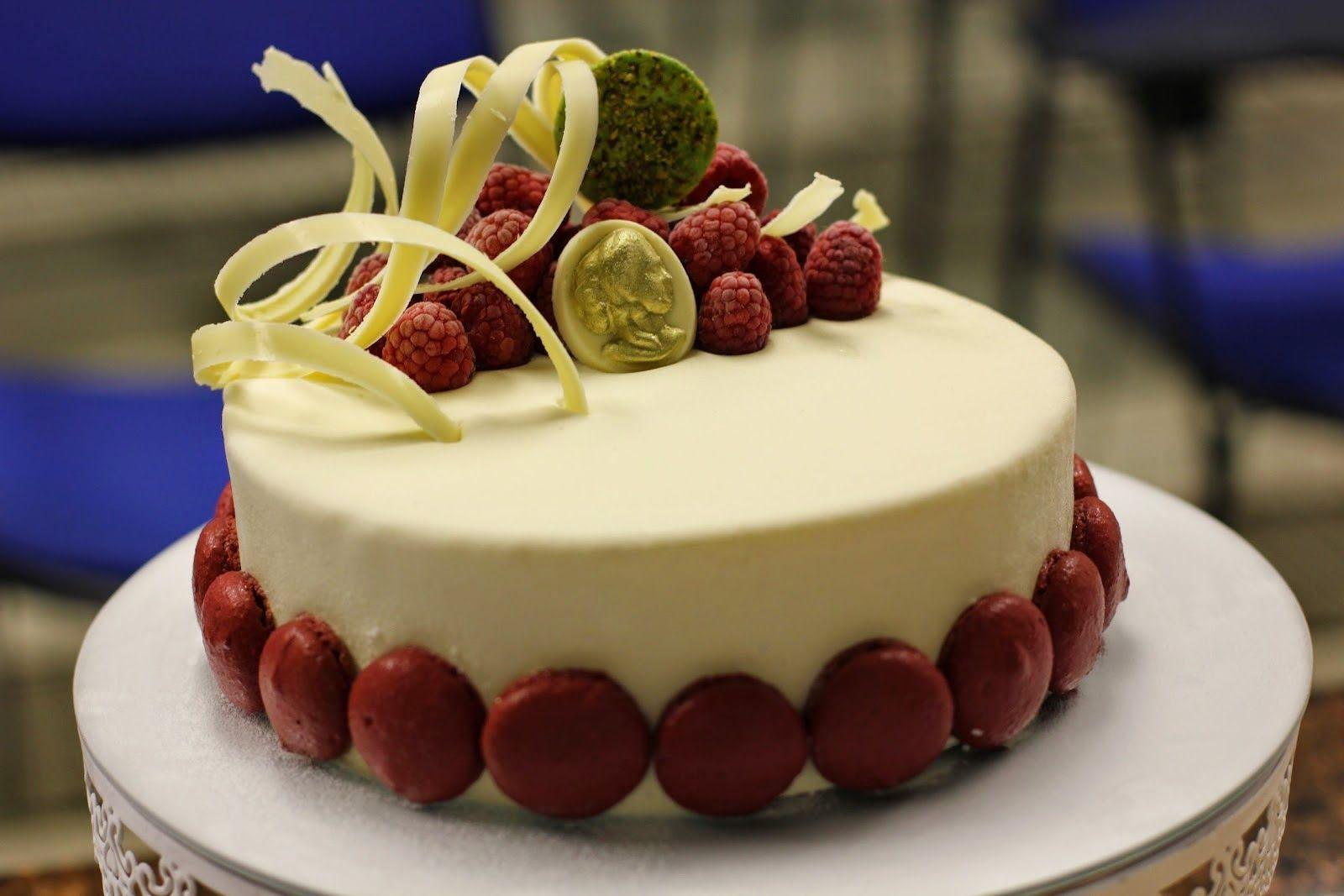 Receitas Rápidas e Fáceis: Receita de Torta Gelada de Chocolate Branco
