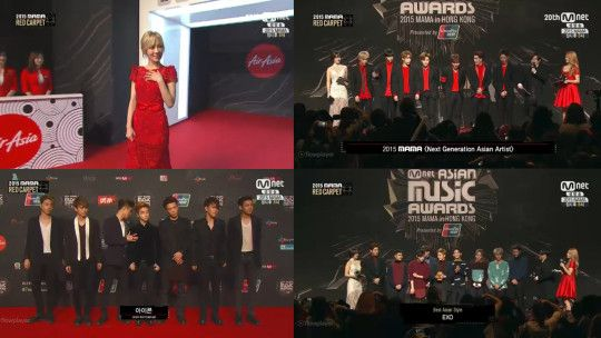 Live Recap The 2015 Mnet Asian Music Awards Mnet Asian Music Awards Music Awards Album Of The Year