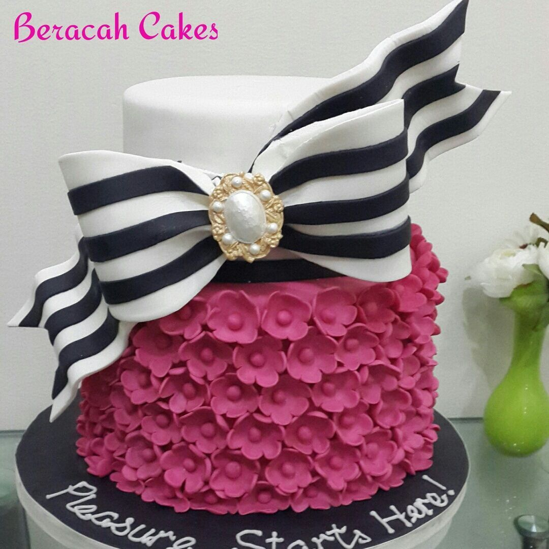 For A Fashionista - Inspired By Makememycake.