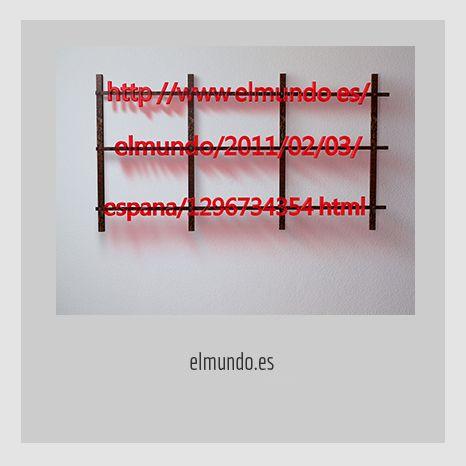 elmundo.es YENY CASANUEVA Y ALEJANDRO GONZÁLEZ. PROYECTO PROCESUAL ART.