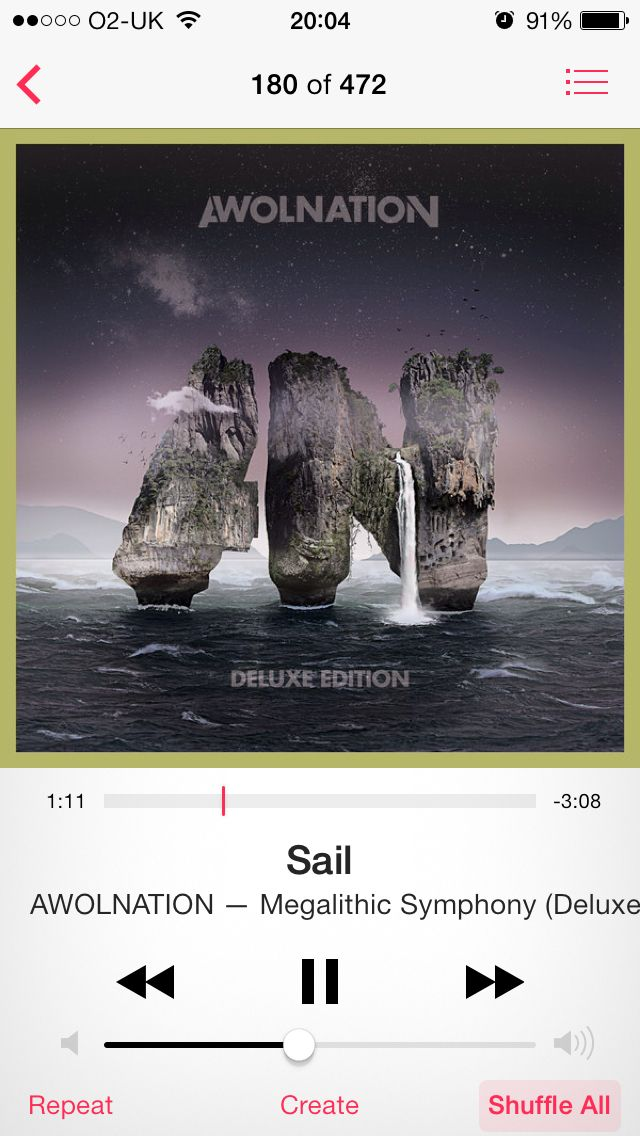 Sail Awolnation Music Pinterest