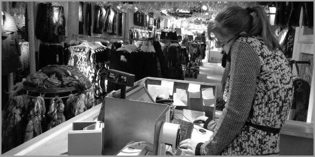 Werken in de retail zorgt voor anekdotes.