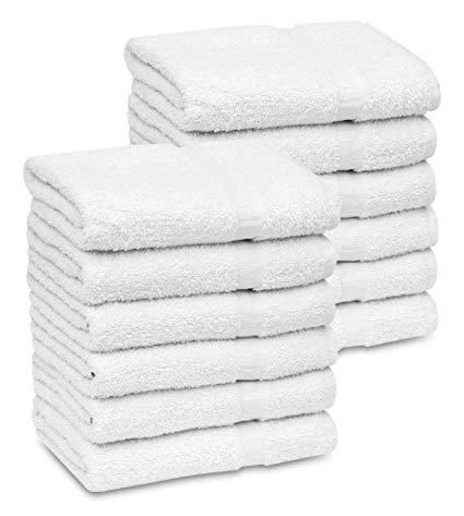 Wholesale White Bath Towels 24x50 100 Cotton Wholesale Towels