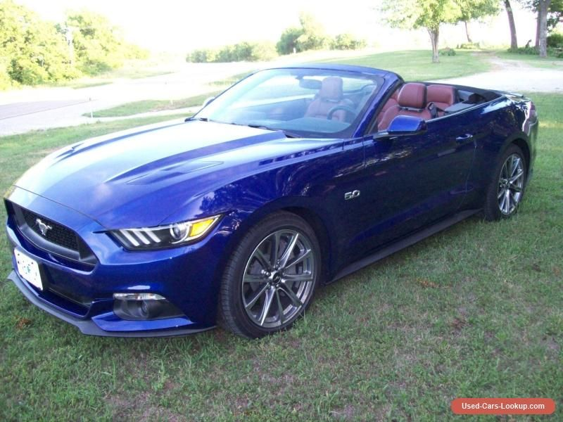 2016 Ford Mustang GT Premium #ford #mustang #forsale #unitedstates ...