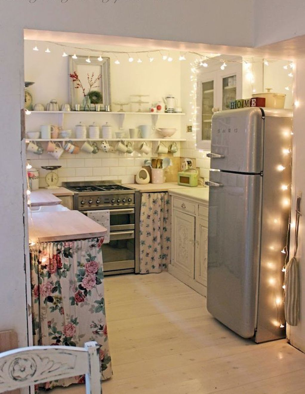 60 Farmhouse Apartment Kitchen Decorating Ideas Cheap Apartment