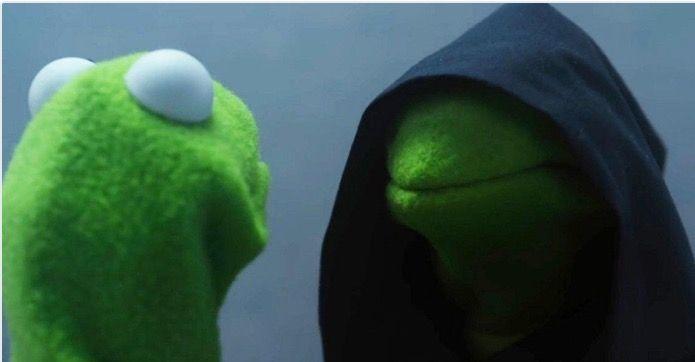 Hhhaaaa Halloween In 2018 Pinterest Kermit Memes And Kermit