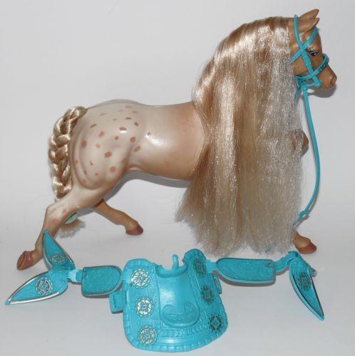 dtails sur barbie cheval sunrunner western barbie cheval western cheval poney 80er 90er mattel 2 afficher le titre dorigine - Barbie Cheval